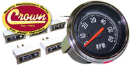Crown Automotive <br>Dash, Gauges & Instrumentation