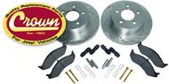 Crown Automotive <br>Performance Brake Kits