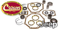Crown Automotive <br>Transmission Overhaul Kits