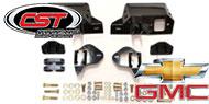 CST Performance Dual Shock Kits<br /> Chevy/GMC