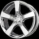 B/G Rod Works <br />Camaro Chrome