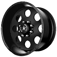 American Force Wheels<br> CLASSIC SS8 Black