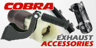 Cobra V Twin Exhaust Accessories