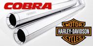 Cobra V Twin Exhausts Harley Davidson