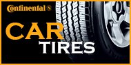 Continental Tires <br>Car Tires