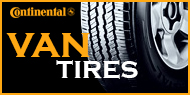 Continental Tires <br>Van Tires