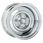 Cragar Wheels <br />323 Chrome
