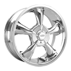 Crager Wheels <br />600 Chrome