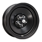 Crager Wheels <br />69 Black