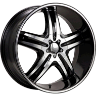 Cruiser Alloy </br> 908MB Impulse Wheels