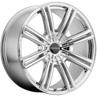 Cruiser Alloy </br> 916V Obsession Chrome Wheels