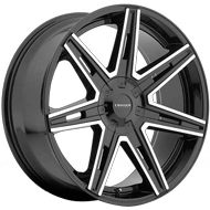 Cruiser Alloy </br> 918MB Paradigm Black Wheels