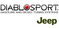Diablosport Performance <br> Gasoline and Diesel <br>Jeep