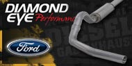 Diamond Eye Exhaust Ford
