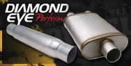 Diamond Eye Muffler