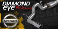 Diamond Eye Exhaust Nissan