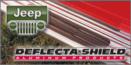 Deflecta Shield TrailBack Running Boards
