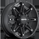 DPR Offroad Gloc <br />Black