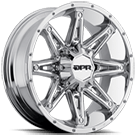 DPR Offroad Gloc <br />Chrome