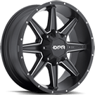 DPR Offroad Tech-9 <br />Black Machined