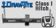 Draw-Tite Class I Hitches Honda