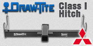 Draw-Tite Class I Hitches Mitsubishi
