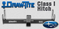 Draw-Tite Class I Hitches Subaru