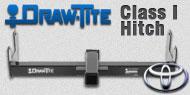 Draw-Tite Class I Hitches Toyota