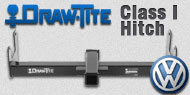 Draw-Tite Class I Hitches Volkswagen