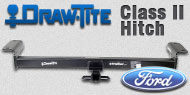 Draw-Tite Class II Hitches Ford