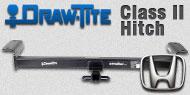 Draw-Tite Class II Hitches Honda
