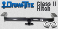 Draw-Tite Class II Hitches Infiniti