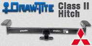 Draw-Tite Class II Hitches Mitsubishi
