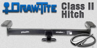 Draw-Tite Class II Hitches Oldsmobile