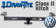 Draw-Tite Class II Hitches Volkswagen