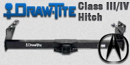 Draw-Tite Class III/IV Hitches Acura