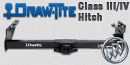 Draw-Tite Class III/IV Hitches Buick