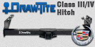 Draw-Tite Class III/IV Hitches Cadillac