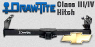 Draw-Tite Class III/IV Hitches Chevy