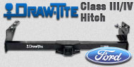 Draw-Tite Class III/IV Hitches Ford