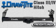 Draw-Tite Class III/IV Hitches Freightliner