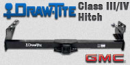 Draw-Tite Class III/IV Hitches GMC