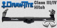 Draw-Tite Class III/IV Hitches Infiniti