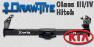 Draw-Tite Class III/IV Hitches KIA
