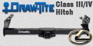 Draw-Tite Class III/IV Hitches Lexus