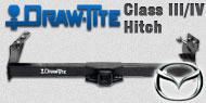Draw-Tite Class III/IV Hitches Mazda