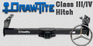 Draw-Tite Class III/IV Hitches Mercedes