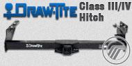 Draw-Tite Class III/IV Hitches Mercury