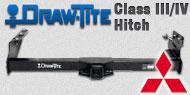Draw-Tite Class III/IV Hitches Mitsubishi