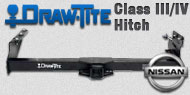 Draw-Tite Class III/IV Hitches Nissan